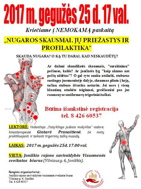 paskaitų hipertenzijos prevencija