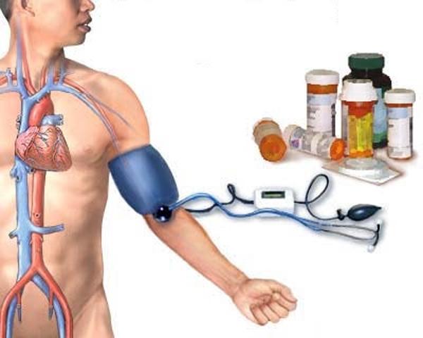 Gegužės 17 diena yra kovos su hipertenzija diena